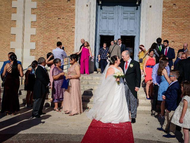 La boda de Mónica  y Rosendo