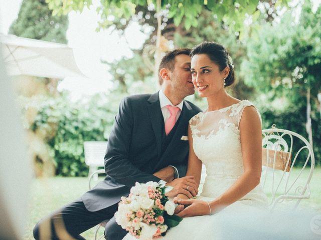 La boda de Lola y Rafa