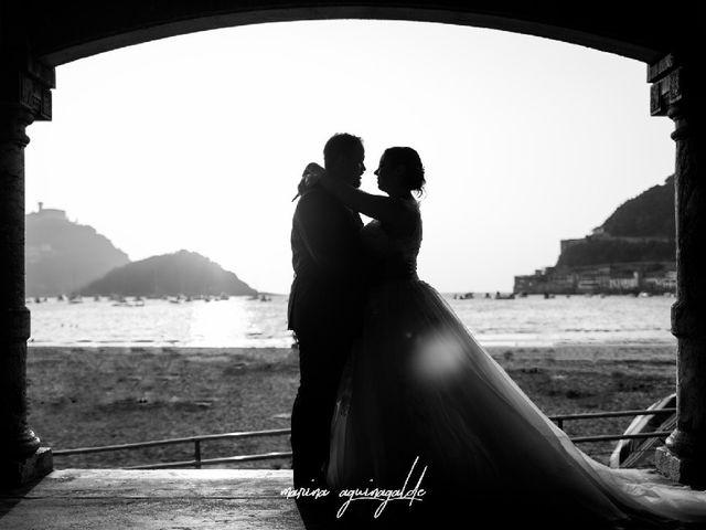 La boda de Herminia y Adrián