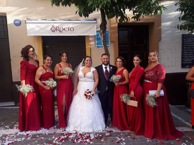 La boda de Lolo y Rocio en Málaga, Málaga 1