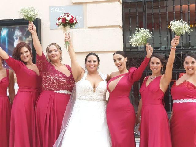 La boda de Lolo y Rocio en Málaga, Málaga 2
