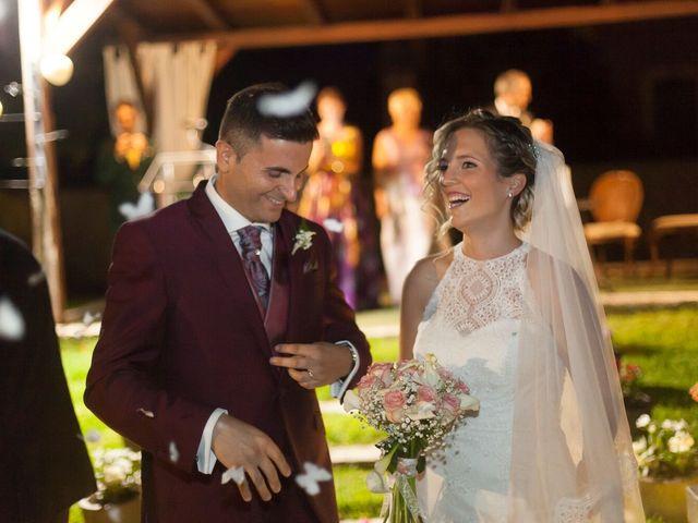 La boda de Jose y Ana en Bétera, Valencia 1