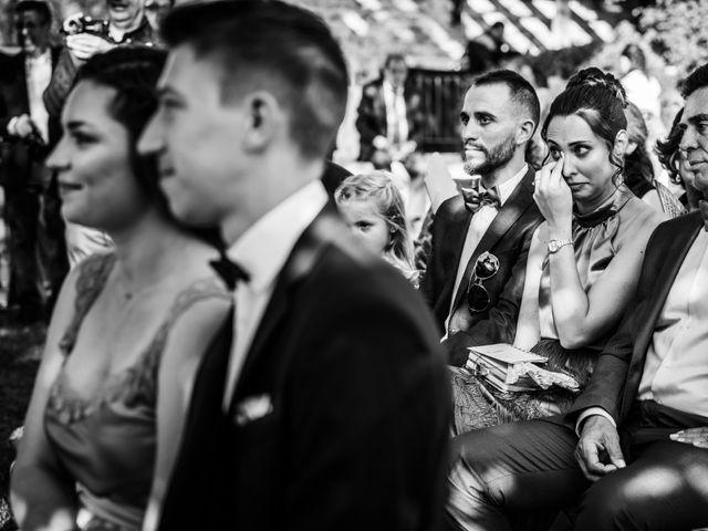 La boda de David y Adriana en Segovia, Segovia 12