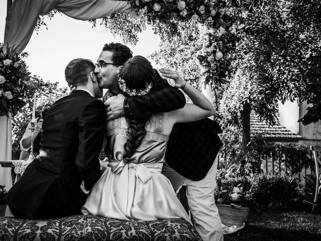 La boda de David y Adriana en Segovia, Segovia 13