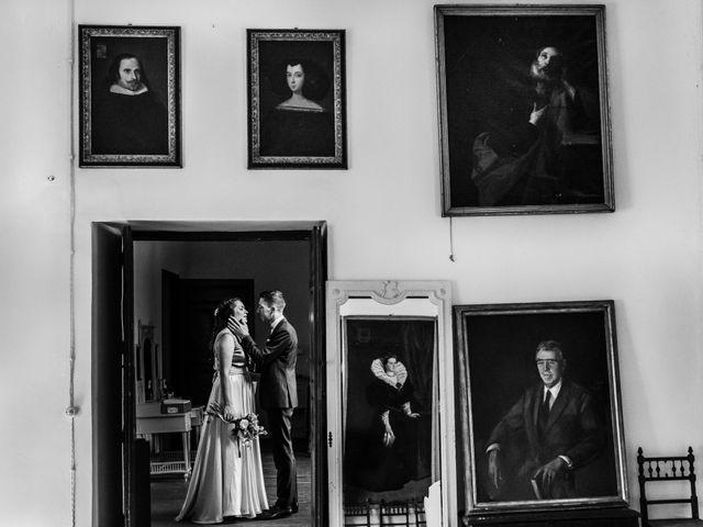 La boda de David y Adriana en Segovia, Segovia 14