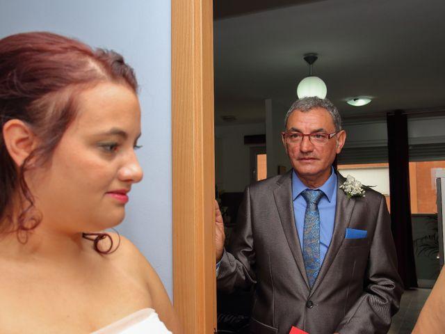 La boda de Juan Carlos y Judith en Cambrils, Tarragona 7