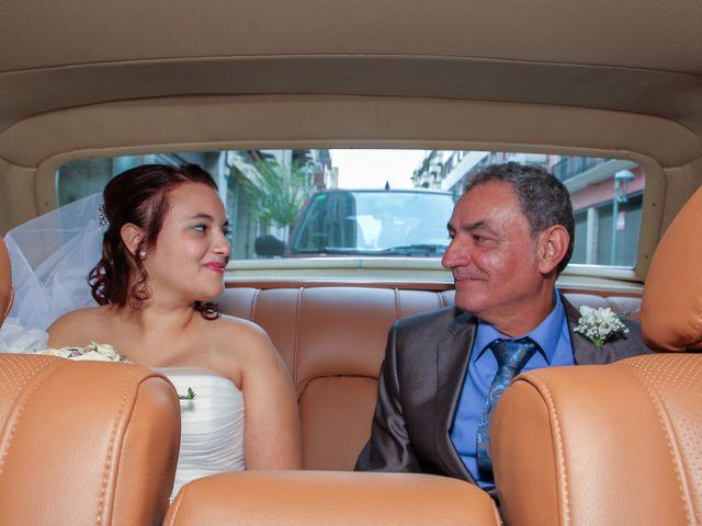 La boda de Juan Carlos y Judith en Cambrils, Tarragona 9