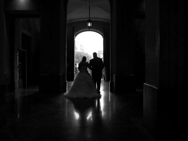 La boda de Juan Carlos y Judith en Cambrils, Tarragona 1