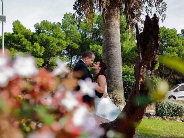 La boda de Juan Carlos y Judith en Cambrils, Tarragona 24