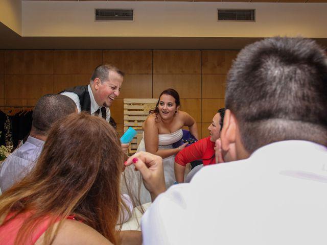 La boda de Juan Carlos y Judith en Cambrils, Tarragona 36