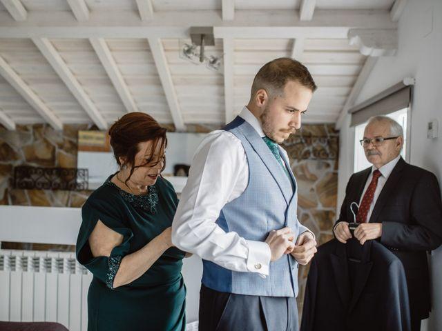 La boda de Sergio y Marian en Otero De Herreros, Segovia 31