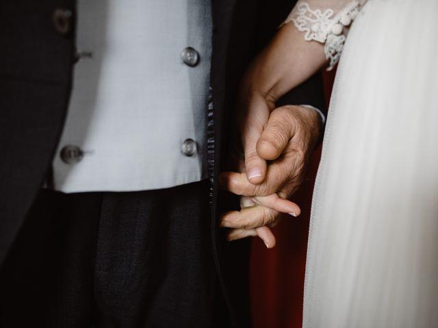 La boda de Sergio y Marian en Otero De Herreros, Segovia 36