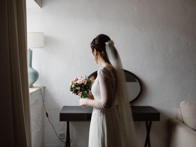 La boda de Sergio y Marian en Otero De Herreros, Segovia 43