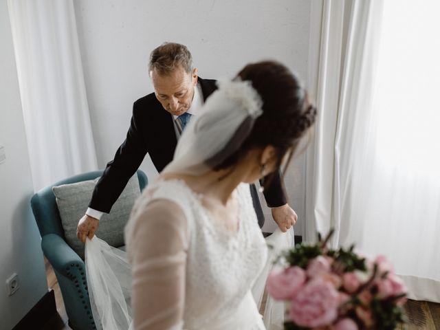 La boda de Sergio y Marian en Otero De Herreros, Segovia 49