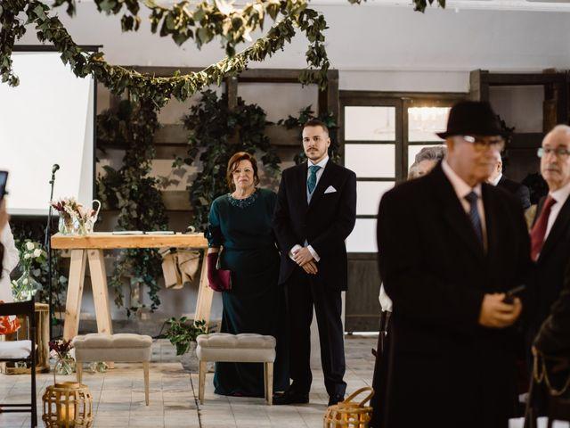 La boda de Sergio y Marian en Otero De Herreros, Segovia 54