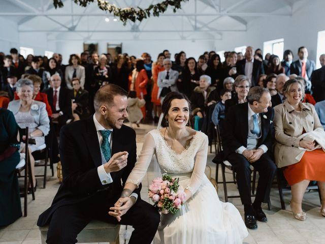 La boda de Sergio y Marian en Otero De Herreros, Segovia 59