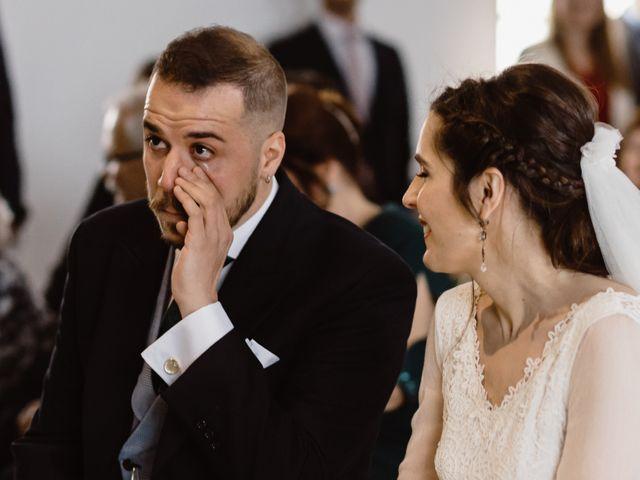 La boda de Sergio y Marian en Otero De Herreros, Segovia 60