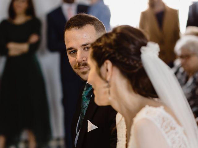 La boda de Sergio y Marian en Otero De Herreros, Segovia 61