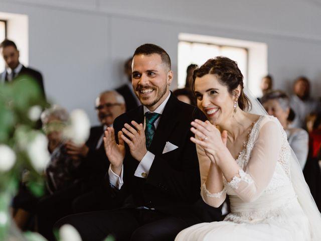 La boda de Sergio y Marian en Otero De Herreros, Segovia 62