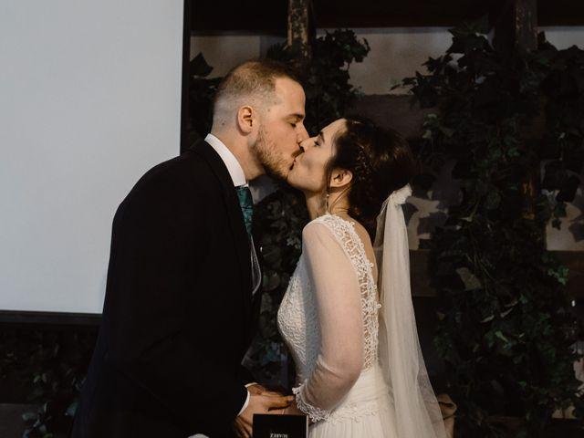 La boda de Sergio y Marian en Otero De Herreros, Segovia 63