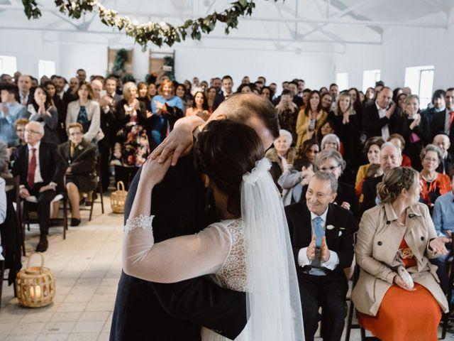 La boda de Sergio y Marian en Otero De Herreros, Segovia 64