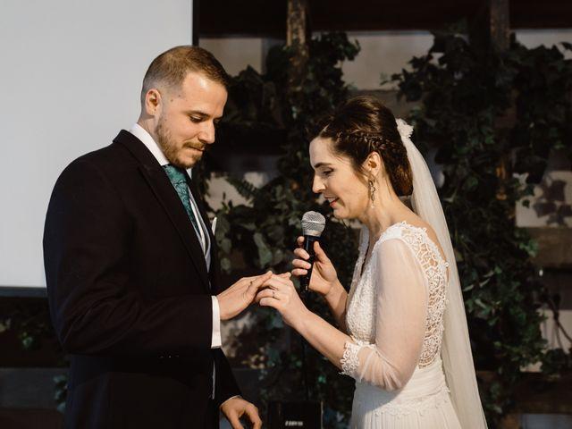 La boda de Sergio y Marian en Otero De Herreros, Segovia 65