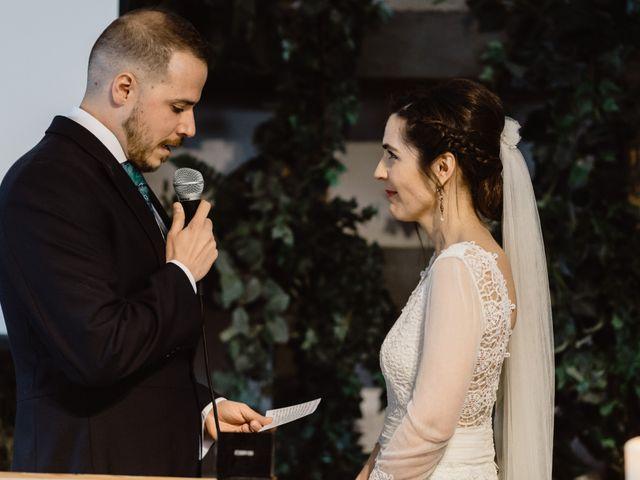La boda de Sergio y Marian en Otero De Herreros, Segovia 66