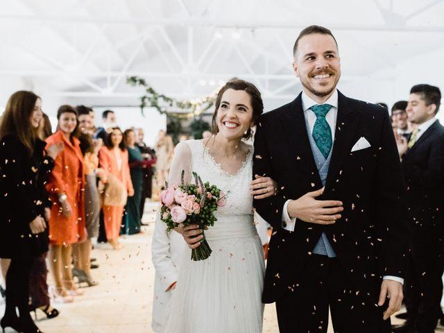 La boda de Sergio y Marian en Otero De Herreros, Segovia 68