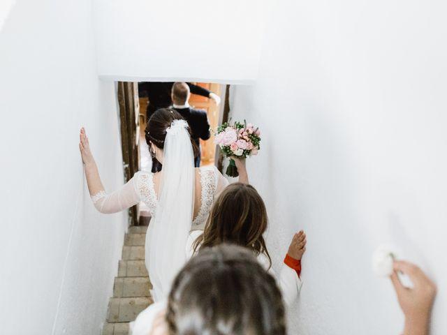 La boda de Sergio y Marian en Otero De Herreros, Segovia 69