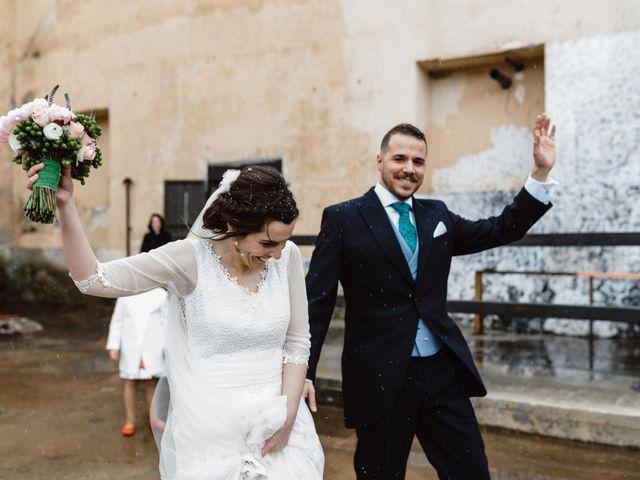 La boda de Sergio y Marian en Otero De Herreros, Segovia 70