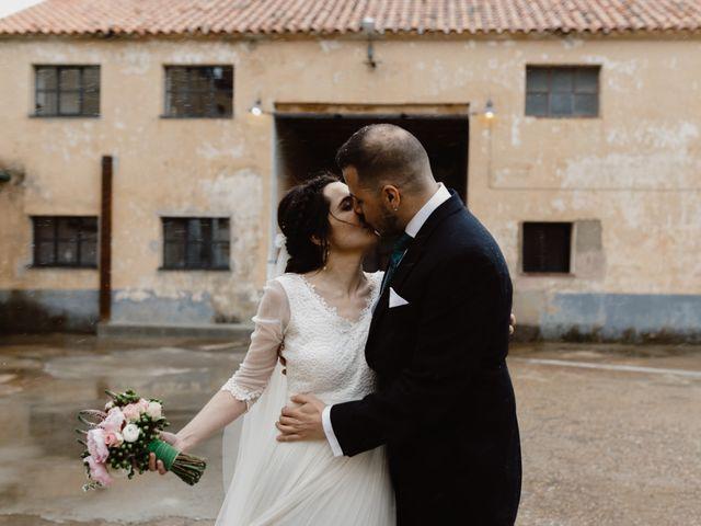 La boda de Sergio y Marian en Otero De Herreros, Segovia 71