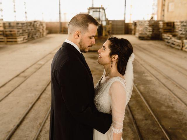 La boda de Sergio y Marian en Otero De Herreros, Segovia 73