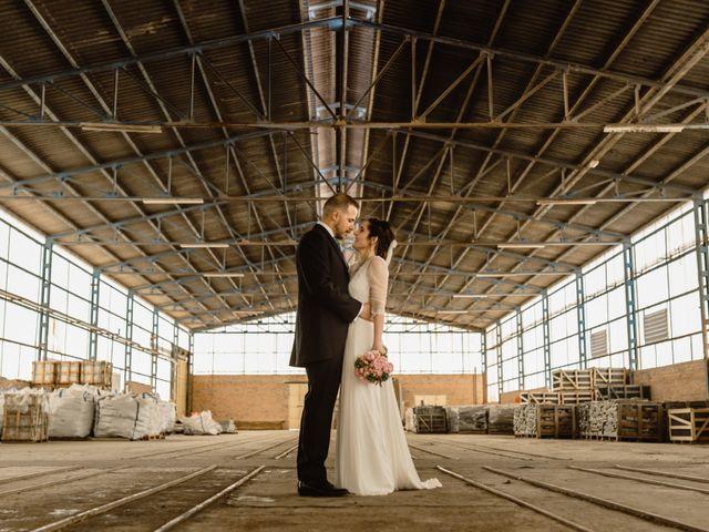 La boda de Sergio y Marian en Otero De Herreros, Segovia 74