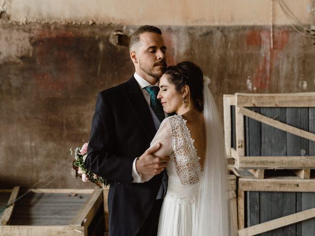 La boda de Sergio y Marian en Otero De Herreros, Segovia 76