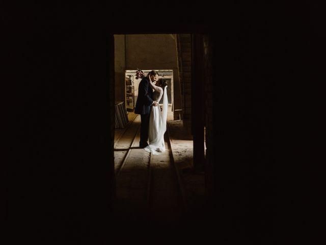 La boda de Sergio y Marian en Otero De Herreros, Segovia 79