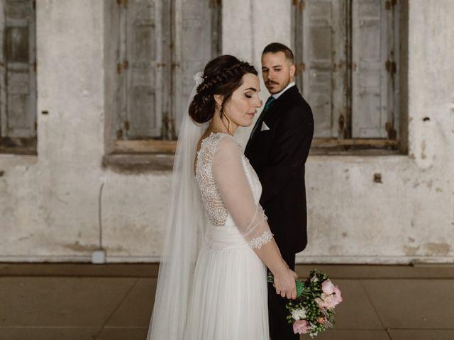 La boda de Sergio y Marian en Otero De Herreros, Segovia 87
