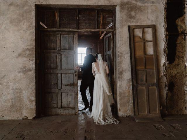 La boda de Sergio y Marian en Otero De Herreros, Segovia 92