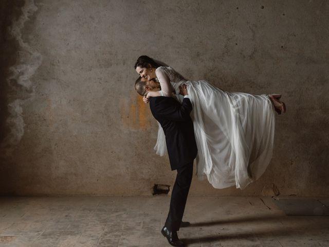 La boda de Sergio y Marian en Otero De Herreros, Segovia 94