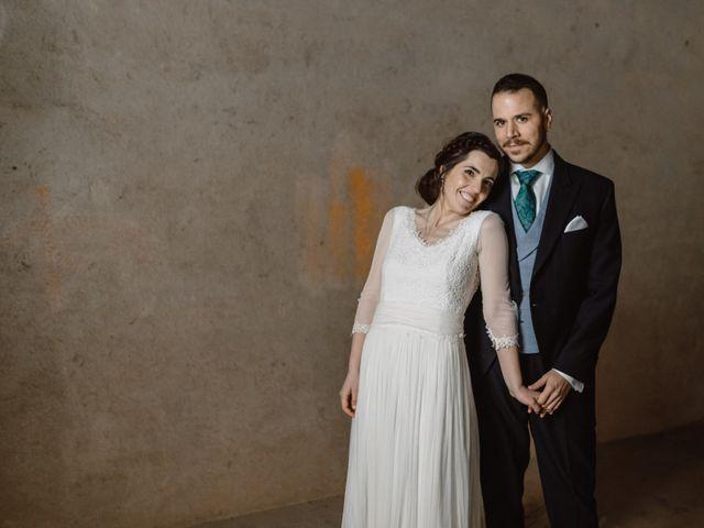 La boda de Sergio y Marian en Otero De Herreros, Segovia 2