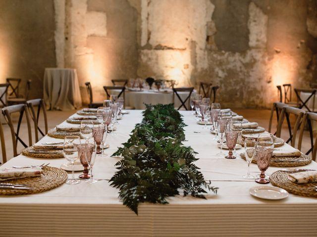 La boda de Sergio y Marian en Otero De Herreros, Segovia 101