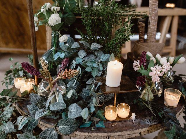 La boda de Sergio y Marian en Otero De Herreros, Segovia 111
