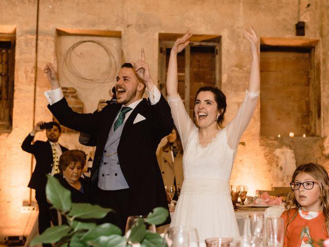La boda de Sergio y Marian en Otero De Herreros, Segovia 114