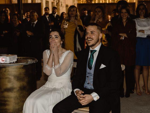 La boda de Sergio y Marian en Otero De Herreros, Segovia 116