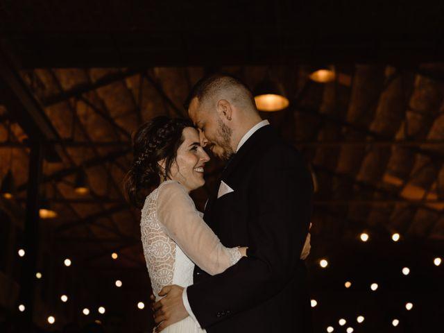 La boda de Sergio y Marian en Otero De Herreros, Segovia 120
