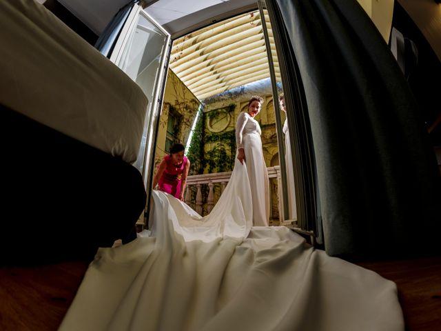La boda de Álvaro y Ana Laura en Villanueva Del Ariscal, Sevilla 10