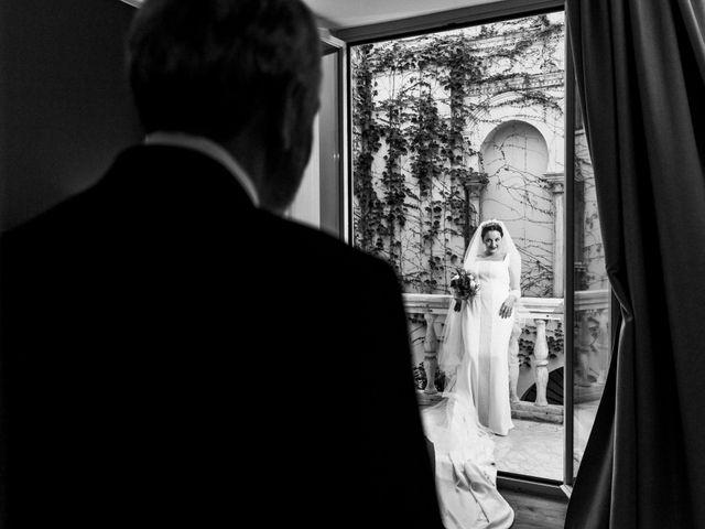 La boda de Álvaro y Ana Laura en Villanueva Del Ariscal, Sevilla 12