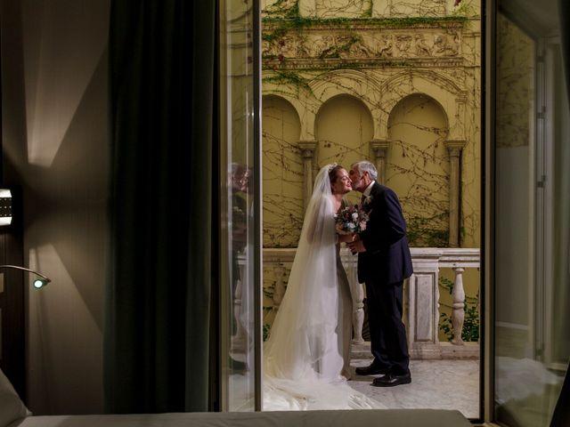 La boda de Álvaro y Ana Laura en Villanueva Del Ariscal, Sevilla 13
