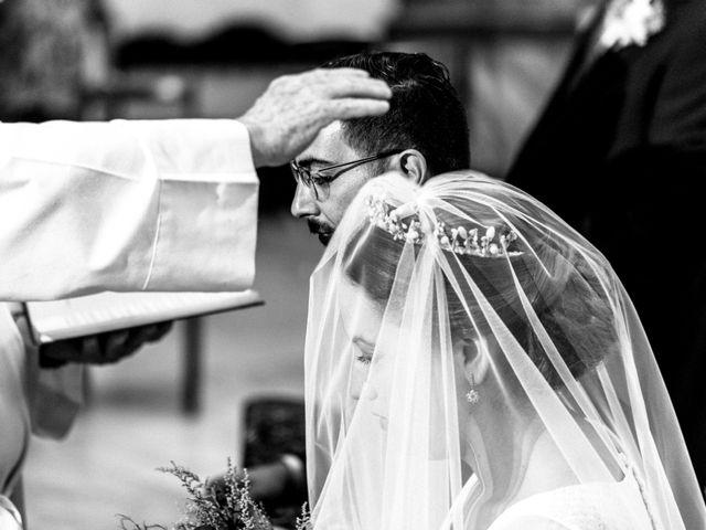 La boda de Álvaro y Ana Laura en Villanueva Del Ariscal, Sevilla 17