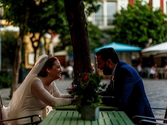 La boda de Álvaro y Ana Laura en Villanueva Del Ariscal, Sevilla 20