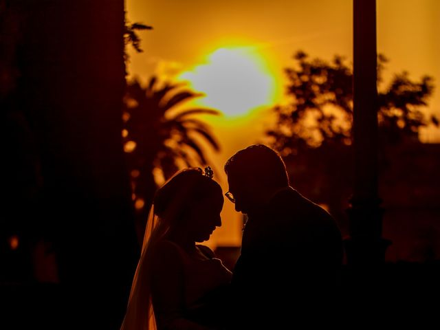 La boda de Álvaro y Ana Laura en Villanueva Del Ariscal, Sevilla 21